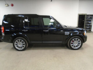 2010 LAND ROVER LR4 HSE 4X4! DVD! 7 PASS! NAVI! MINT! $20,900!