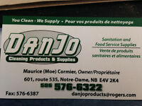 Part time cleaner in Bouctouche Area