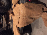 Insulated Cartwright coveralls 44 Tall
