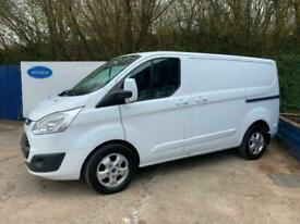 2017 Ford Transit Custom 2.0 TDCi 130ps Low Roof Limited Van AUTOMATIC