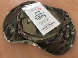 Tilley T3 multicam 7 1/4