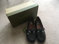 Hotter Women's Nirvana Mary Janes in Black - size 6 - £15