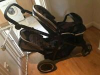 Oyster Max Twin/Tandem Buggy