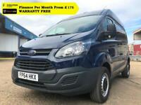 Ford Transit Custom 2.2TDCi ( 125PS ) 2014.5MY 330 L2H1