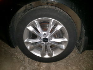 Mag's 17 inch with spammer tires 5 x 114.3