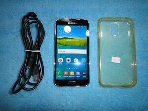 Samsung galaxy S5 with Bell/Virgin in mint condition FIRM $195