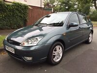 FORD FOCUS ZETEC STARTS AND DRIVES PERFECT