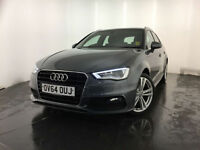 2014 64 AUDI A3 S LINE TDI DIESEL 5 DOOR HATCHBACK LOW MILEAGE FINANCE PX