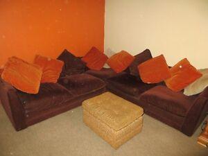 Sofa 5 places
