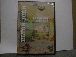 Elton John: Goodbye,  Yellow Brick Road  DVD NEW UNOPENED