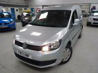 VW Caddy C20 TDI 102BHP + 5 SERVICES + NO VAT + 2 KEYS