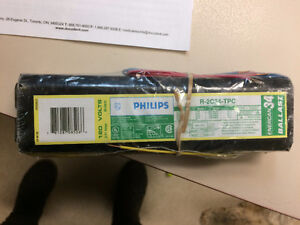 3 Philips Ballasts R2c34tpc For Sale