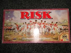 "Vintage PARKER ""RISK"" The World Conquest Board Game."