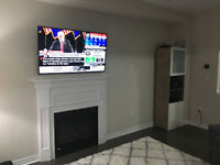 TV WALL MOUNT INSTALLATION & Other Handyman Work