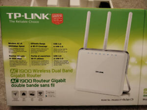 TP-Link Archer C9 AC1900 Wireless Router