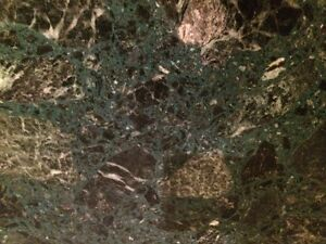 """GREEN MARBLE TABLE TOPS - 30"""" AND 24"""" West Island Greater Montréal image 3"""