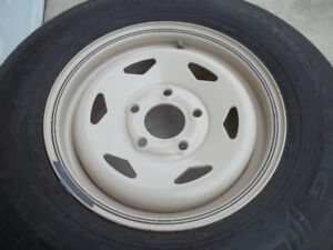"""Demco Tow Dolly Spare Tire 14"""""""