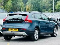 2014 Volvo V40 Cross Country 1.6 D2 Lux Powershift (s/s) 5dr Hatchback Diesel Au