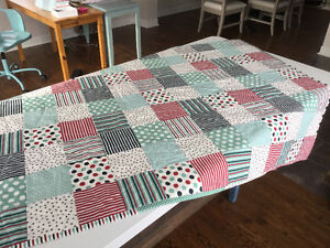 New Handcrafted Baby Quilt