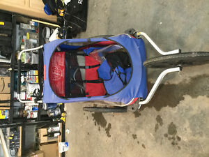 Chariot Double Stroller