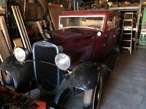 Dodge 1932 4 door