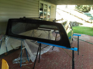 Ford Leer Truck Canopy
