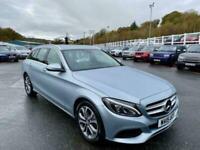 2015 Mercedes-Benz C-CLASS 2.1 C220 BLUETEC SPORT 5d 170 BHP Estate Diesel Autom