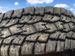 4- LT 285/65/18 TOYO OPEN COUNTRY X TREME A/T $500 set of four