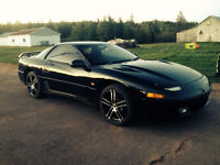 1992 Mitsubishi 3000GT GTO TWIN TURBO