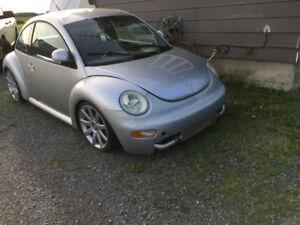 volkswagen new beetle 98 1.8t