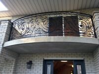 ✯ Custom Railing ✯ Balcony Gate Door Metal Railing ✯905-891-0441