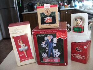 collectible ornaments