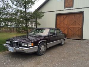1992 Cadillac sixty special