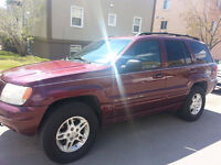 00' Jeep Grand Cherokee Limited.