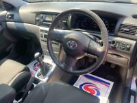2005 Toyota Corolla 1.4 VVT-i T Spirit 5dr Hatchback Petrol Manual