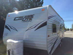 2010 T19 XLT Forest River Cruise Lite Travel Trailer by Salem
