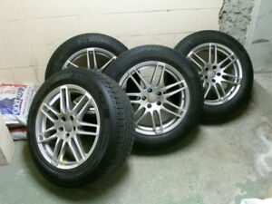 Audi Q5 Winter tires and Rims 235/60/R 18
