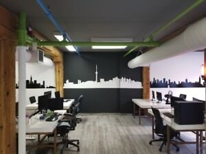Shared Office Space (Up to 8 People)