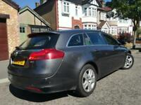 VAUXHALL/OPEL INSIGNIA 2011 PLATE EXCLUSIV 07948032527 2.0 CDTI AUTOMATIC DIESEL
