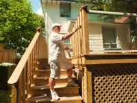 DECK PAINTING PROFESSIONALS (902) 401-3559