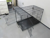 Cage de chien grand ( Berger allemand, Labrador, boxer etc...)