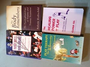 Counselling/play therapy books Cambridge Kitchener Area image 2