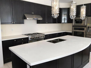 Granite~Quartz Countertop $35/sf with 100% satification guarante