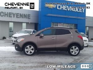 2015 Buick Encore Leather   *ONSTAR*FULLY LOADED* REAR PARK ASSI