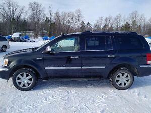 2009 Chrysler Aspen Limited SUV, Crossover HYBRID!!!