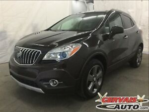 Buick Encore AWD Cuir/Tissus Audio Bose MAGS 2013