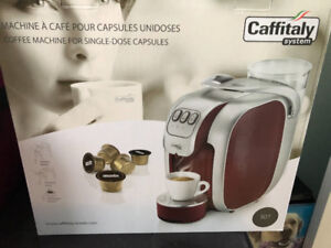 Cafetiere Caffitaly S07 NEUVE