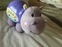 Tiny Love Safari Cot Mobile, Vtech Starlight Hippo and Leapfrog Rocking Horse