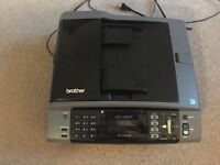 BROTHER MFC WIRELESS FAX/SCANNER/COPIER