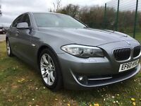 Bmw 5 series 2011 automatic 8 speed